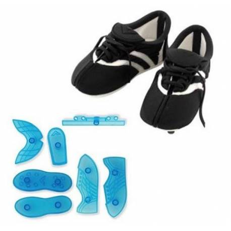 Kit de Cortadores para zapatillas de fútbol en 3D
