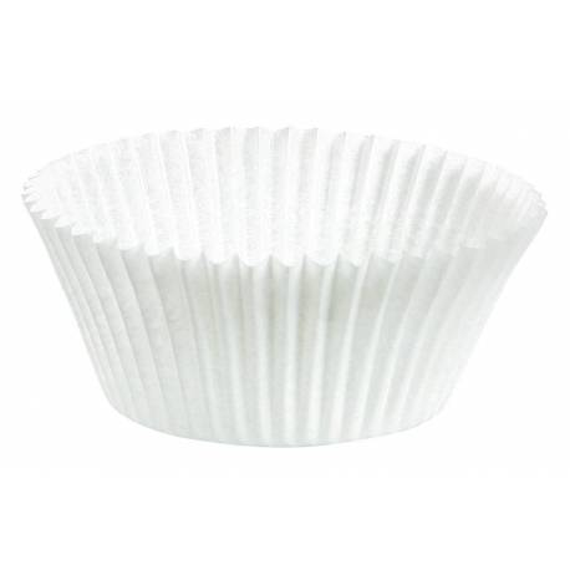 45 WHITE boxes cupcake mold