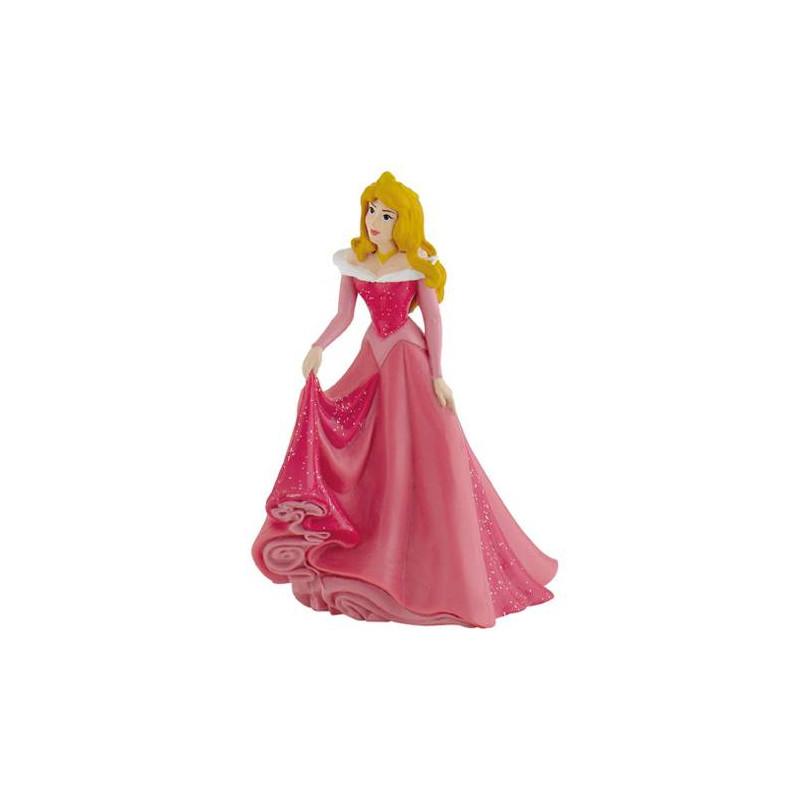 AURORE plastic figurine - Sleeping beauty - 10cm