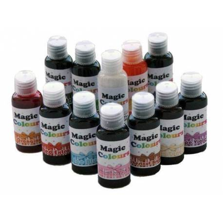 Colorant GEL ultra concentré MAGIC COLOURS - 32g