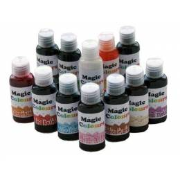 Colorant MAGIC COLOR en GEL ultra concentré - 32g