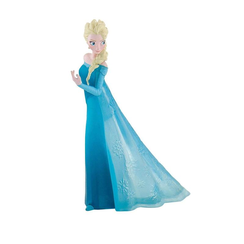 Figurine ELSA en plastique La Reine des Neiges - 10cm