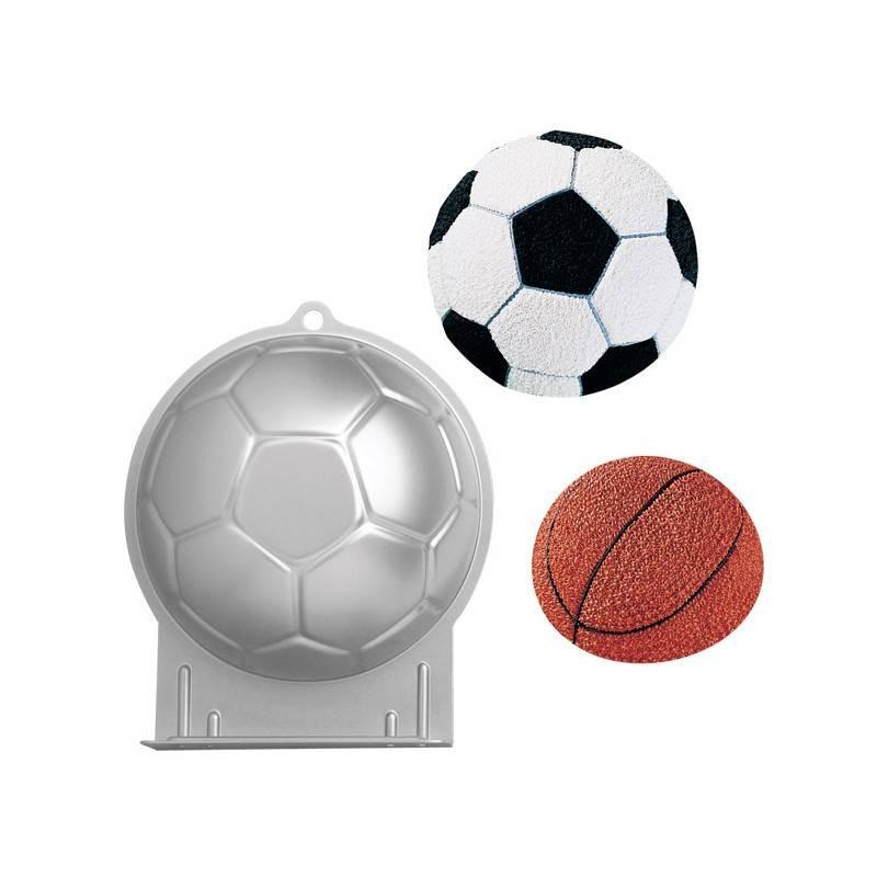 Moule à gâteau Ballon de FOOTBALL Wilton - 23cm