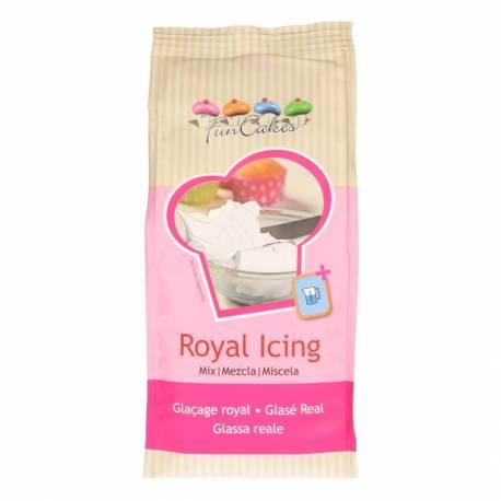 Glaçage royal blanc en poudre - 450g