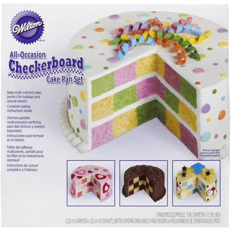 Kit de moldes para pastelería para LADY CUPS 3 niveles