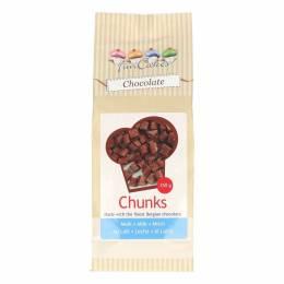 Pépites de chocolat au lait CHUNK 350 g