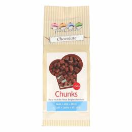CHUNK 350 g milk chocolate chips