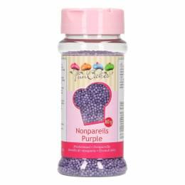 Micro billes en sucre Violet 80 g