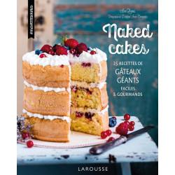 Livre Naked Cakes