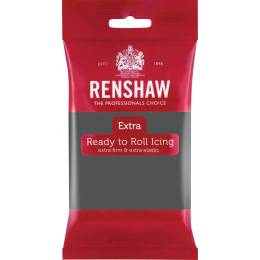 Renshaw EXTRA grey 250g sugar paste