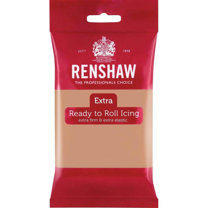 Renshaw EXTRA carne Sugar Paste 250g