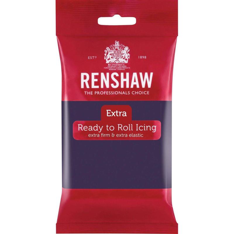Renshaw EXTRA VIOLET Sugar Paste 250g