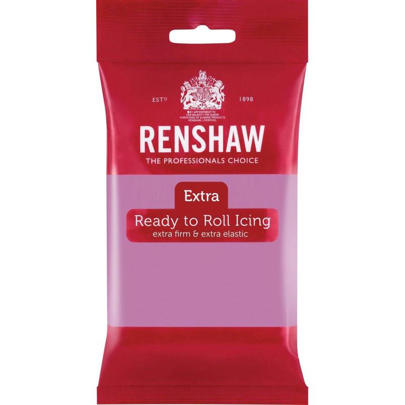 Pâte à sucre Renshaw EXTRA LILA 250g