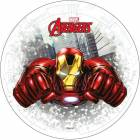 IRON MAN Avengers unleashed disc