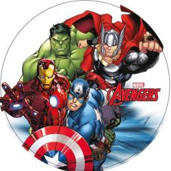 Disque azyme Les 4 Avengers