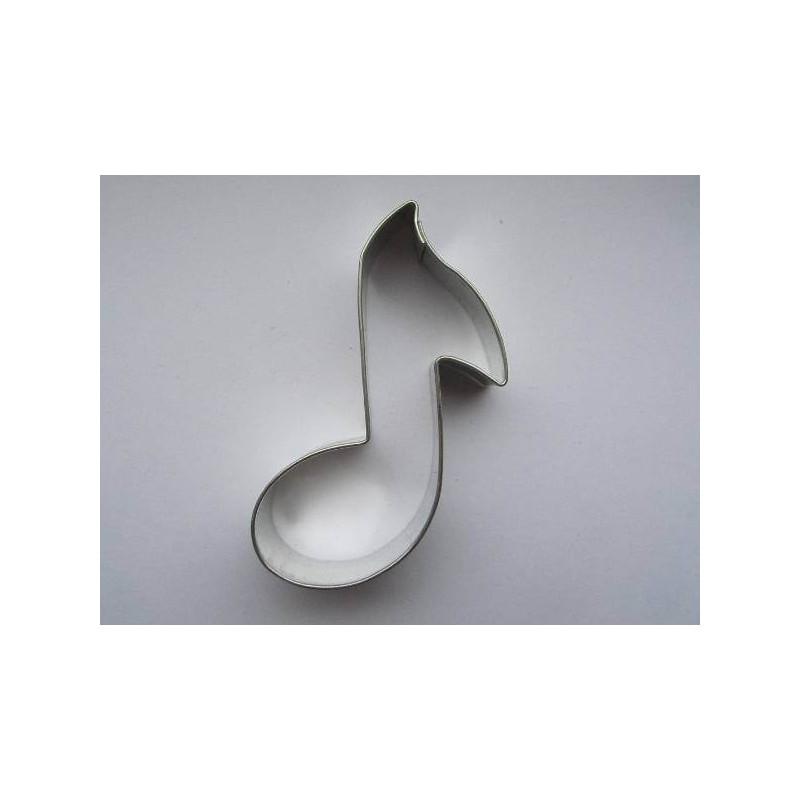 Cortador de notas musicales 6.8 cm