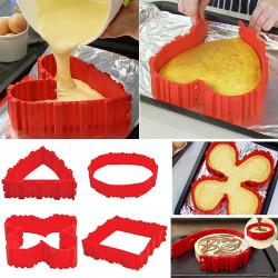 Moule de cuisson silicone TOUTE FORME - Bake Snakes