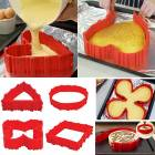 ANY form - Snakes Bake silicone baking mold