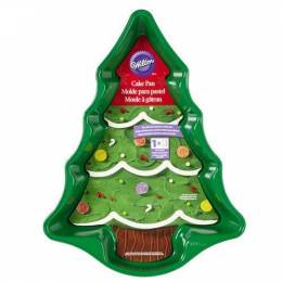 Mold baking cake form fir Christmas Wilton