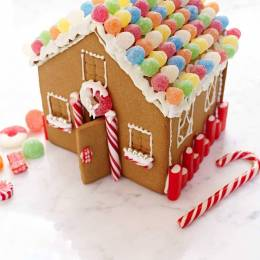 Kit cutter for House gingerbread
