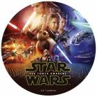 Disc sugar Star Wars 20 cm