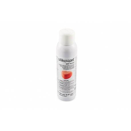 Spray Effet Velours Rouge Silikomart 150 Ml Cake Design Et Patisserie