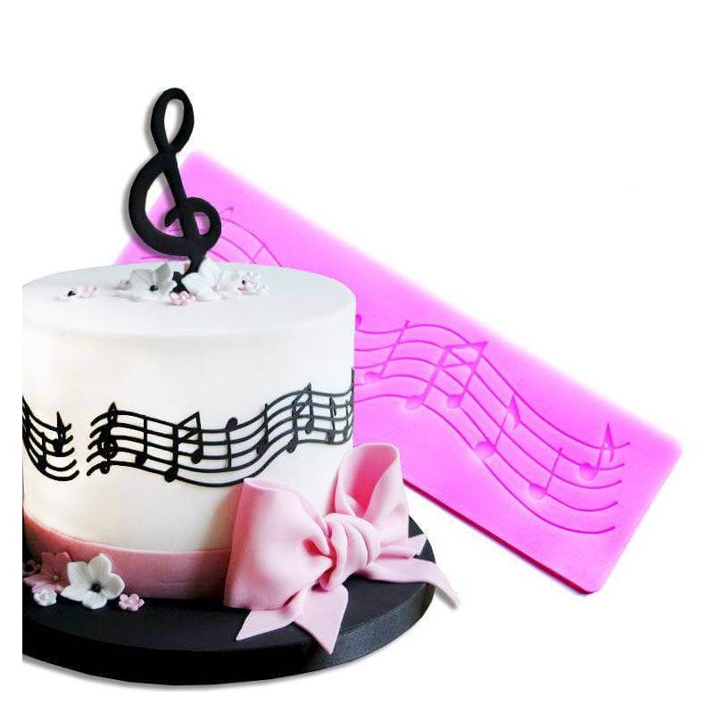 Tapete de encaje Cifra musical