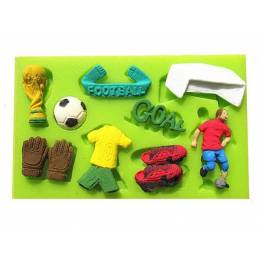 Moule Silicone Football