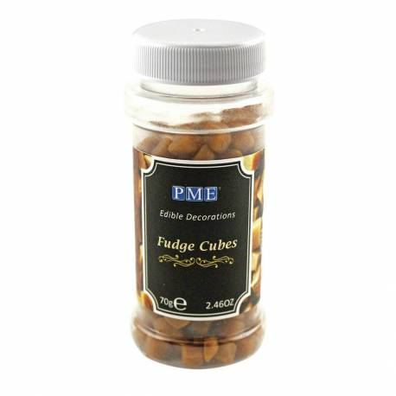 Fudge Cubes Gourmet Caramel 70G