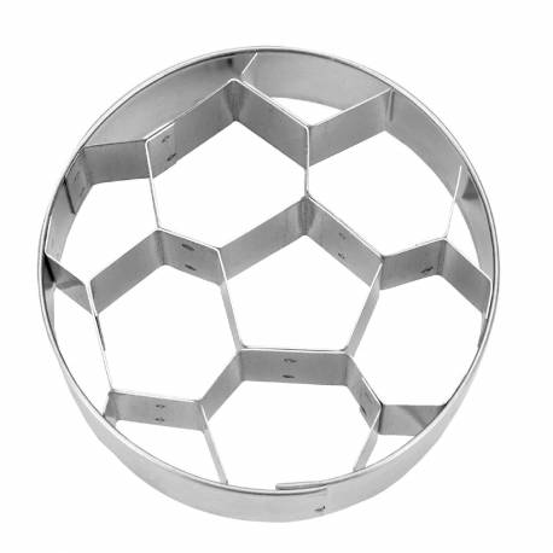 Découpoir Ballon de Foot 6 cm