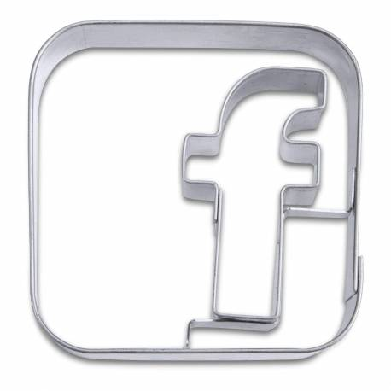 Slicing Facebook Application 6.5 cm