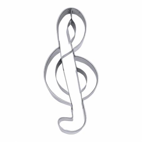Cut out Music Note 10 cm