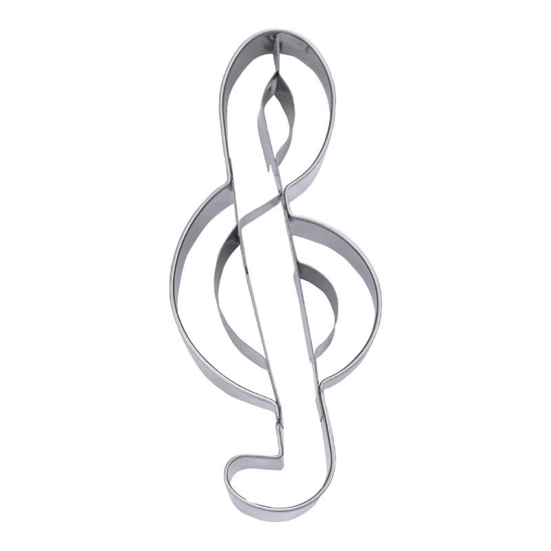 Découpoir Note de Musique 10 cm