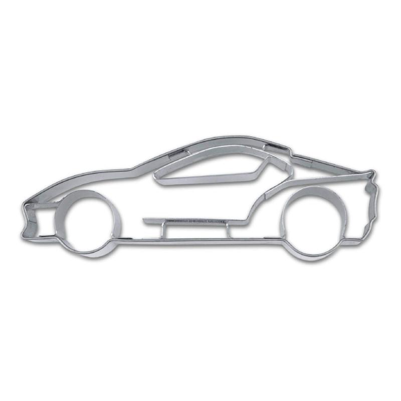 Cortador de coches de carreras 9 cm