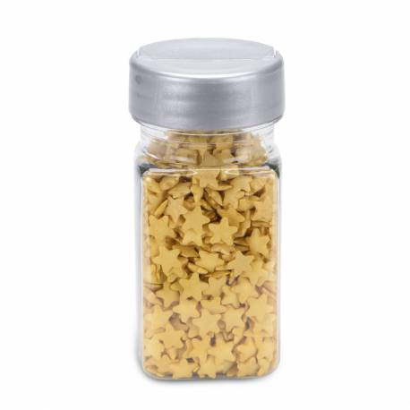 Confetti of sugar GOLDEN star 40 G