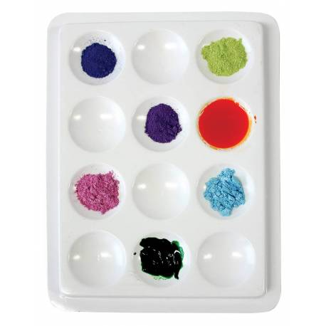 Pallet for PME dyes and paints