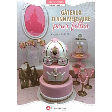 Birthday Cake Book for Girls