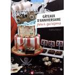 Book for boys birthday cakes