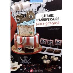 Livre gâteaux d' anniversaire pour Garçons