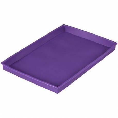 Silicone baking plate for sponge cake