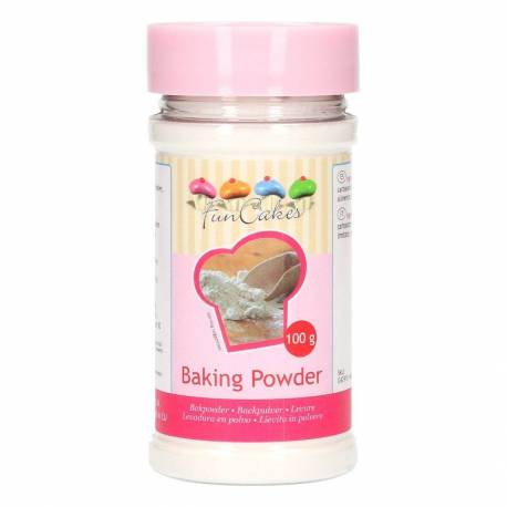 Funcakes 100G Chemical Yeast