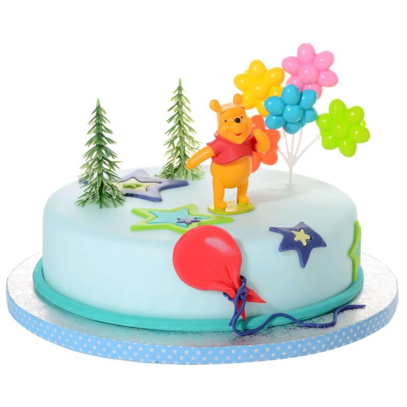 Winnie the Pooh Cake Decoration Kit