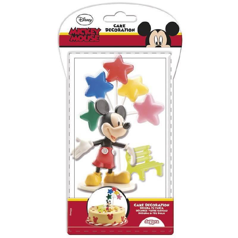 MICKEY Cake Decoration Kit