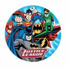 Disc in Unleavened Justice League 4 characters 20 cm