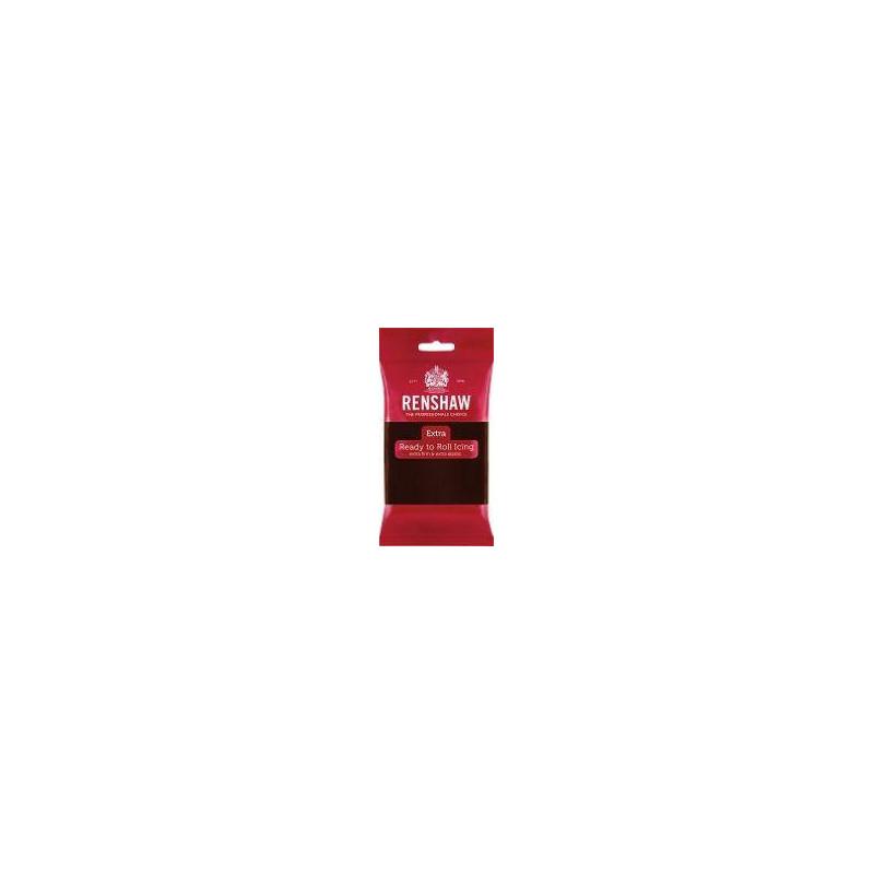 Renshaw EXTRA BROWN Sugar Paste Chocolate 250g