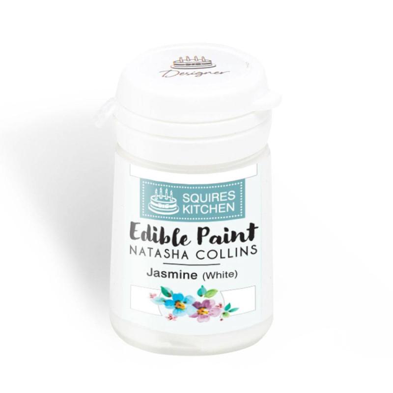Edible Paint WHITE colour Squires Kitchen