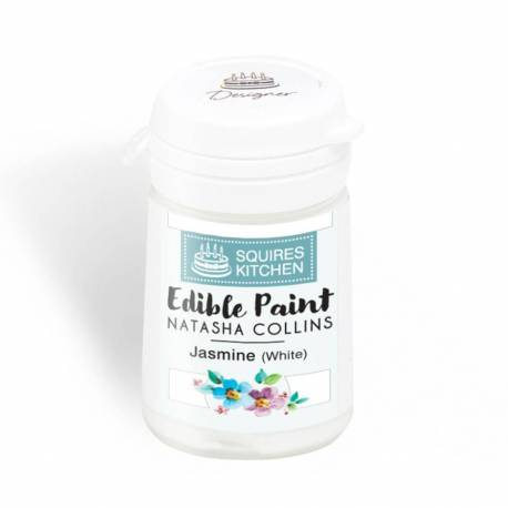 Squires Kitchen White Food Paint