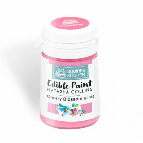 Squires Kitchen Pink Food Paint