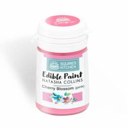 Food paint pink Squires Kitchen