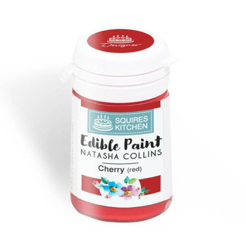 Edible Paint RED colour Squires Kitchen